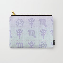 Pastel Scorpio Carry-All Pouch