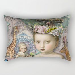 Enchanted 1 Rectangular Pillow