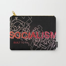 Socialism Is Built To Fail Carry-All Pouch