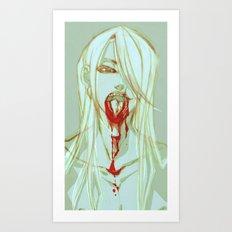 Ghostwalk Art Print