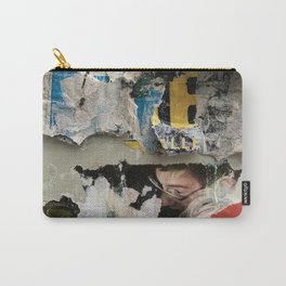 Berlin Posters-Night Carry-All Pouch