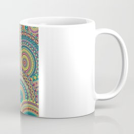 Millefiori Mandala Coffee Mug