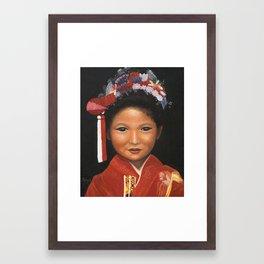 Children of the World II Framed Art Print
