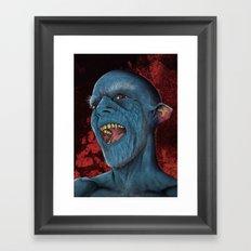 Hello Vampire Framed Art Print