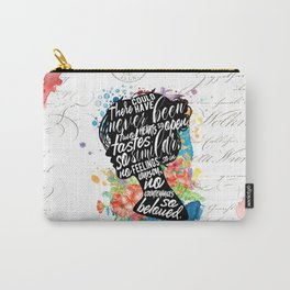 Persuasion - So Beloved Carry-All Pouch