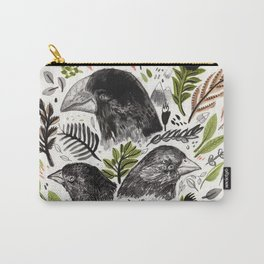 DARWIN FINCHES Carry-All Pouch