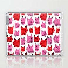 Love Cats! Laptop & iPad Skin