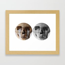 Milk Framed Art Print