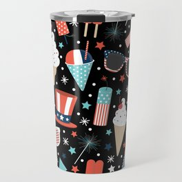 American Summer Travel Mug
