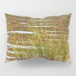 Beautiful River Grass Pillow Sham