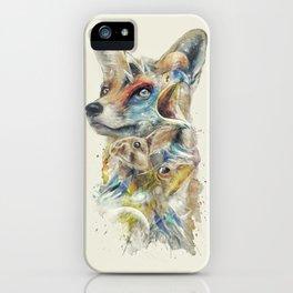 Heroes of Lylat Starfox Inspired Classy Geek Painting iPhone Case