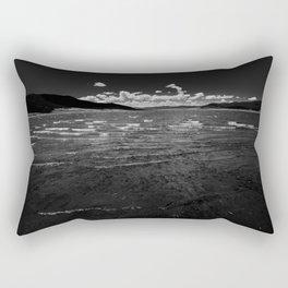 Black Waters Rectangular Pillow