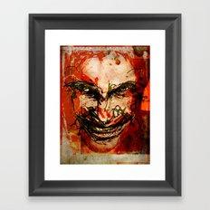 Aphex Twin Framed Art Print