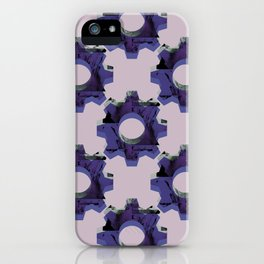 IMPROBABLE GREASE REEL blue pat. iPhone Case