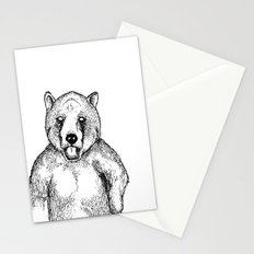 Cold Bear Stationery Cards