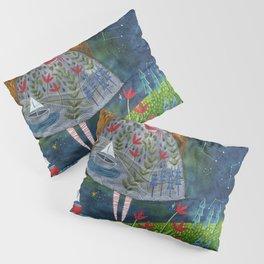 Constellation Harbor - Julene Ewert Pillow Sham