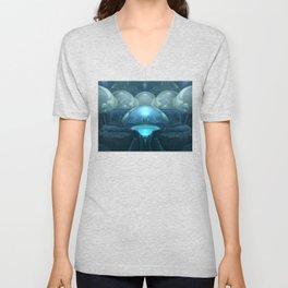 Inside A Blue Moon Unisex V-Neck
