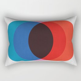 Abstract and minimalist pattern Rectangular Pillow