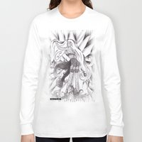 jasmine Long Sleeve T-shirts featuring Jasmine by DESINK