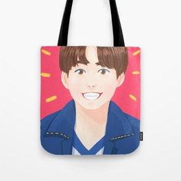BTS Jungkook DNA Tote Bag