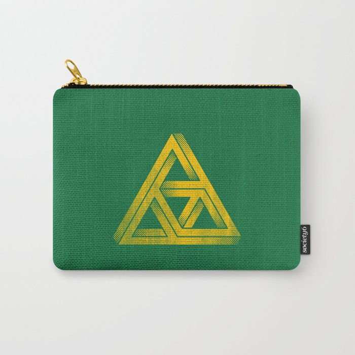 Penrose Triforce Carry-All Pouch