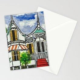 Colonial House Stationery Cards