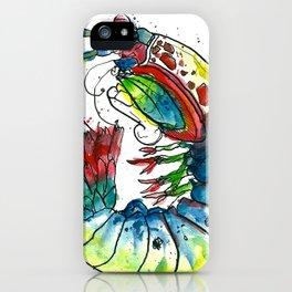 Mantis Shrimp iPhone Case