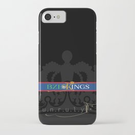 UNRULY F iPhone Case