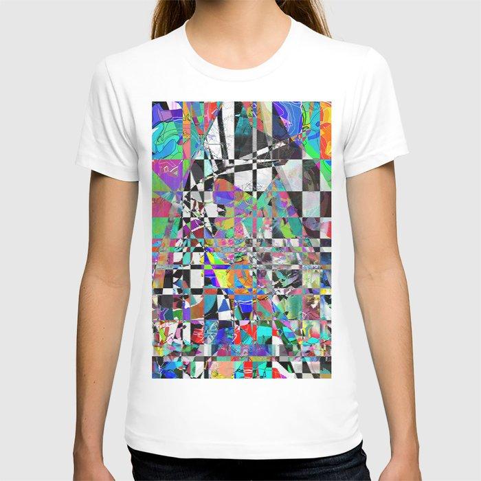 Mosaic Mountain T-shirt