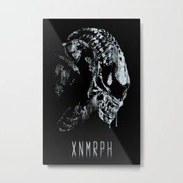 XNMRPH Metal Print