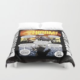Cathair Apocalypse 01-05 Duvet Cover
