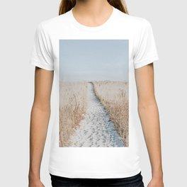 summer blues T-shirt