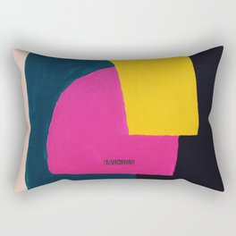Beach Ball Rectangular Pillow