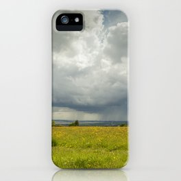 Impending Storm iPhone Case