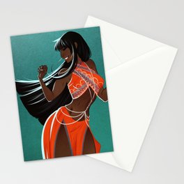 All in the Hip Stationery Cards