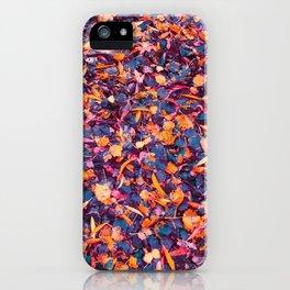 confetti island iPhone Case