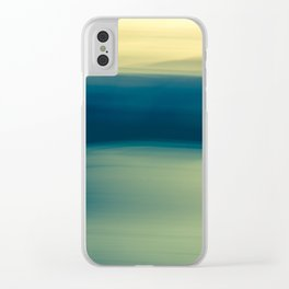 The Moment Before Twilight Clear iPhone Case