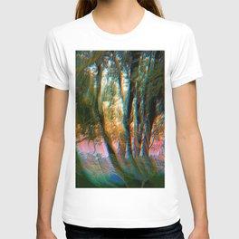 Trippy Trees T-shirt