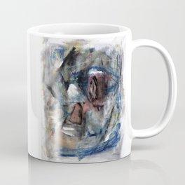 Courtship (oil on canvas) Coffee Mug