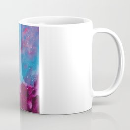 Drifting Dream - Blue Version Coffee Mug