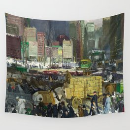 New York - George Bellows Wall Tapestry
