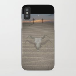 Hung Out to Dry iPhone Case