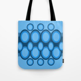 Ice Flow Tote Bag