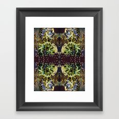 THEMIS AND THE FALL Framed Art Print