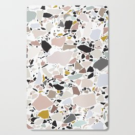 Terrazzo Pattern II. Cutting Board