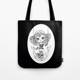 lucky star Tote Bag