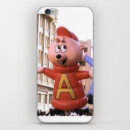 ALVIN! iPhone Skin