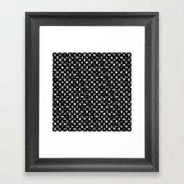 Classic StarWars Icons Framed Art Print