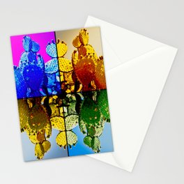 Nopal Pop Stationery Cards