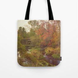 Wadsworth Falls State Park Tote Bag